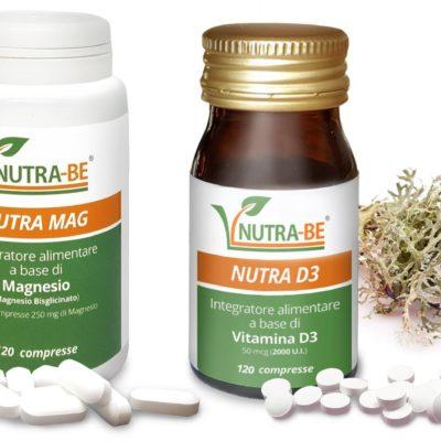 NUTRA D3 + NUTRA MAG