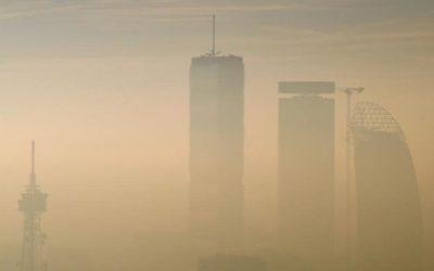 Perché l'inquinamento da Pm10 può agevolare la diffusione del virus