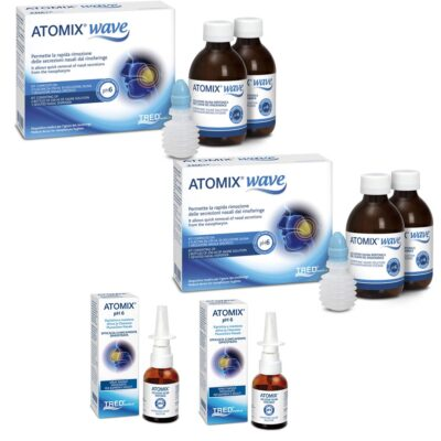 Atomix wave + Atomix spray ph6