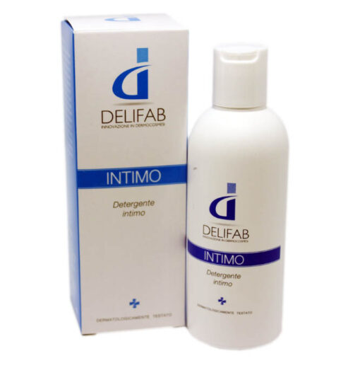 Detergente intimo Delifab