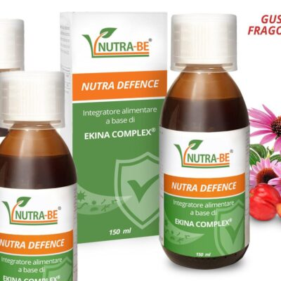 Nutra defence 3 pezzi offerta